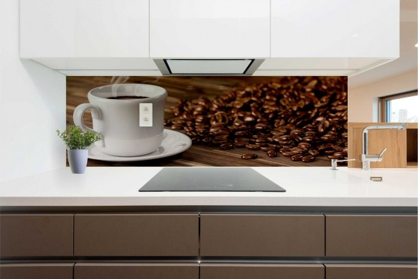 Küchenrückwand CAFFÈ