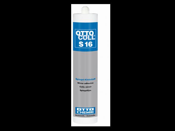 Silikon OTTOCOLL S16 / 310 ml Spiegelkleber Mint