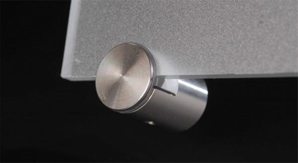Spiegelhalterung Edelstahl Ø: 20 mm WA: 17-21 mm PS: 4, 6, 8 mm