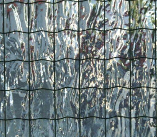 Drahtornament 178 (Silvit) weiß 7 mm