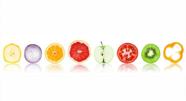 Küchenrückwand FRESH FRUITS