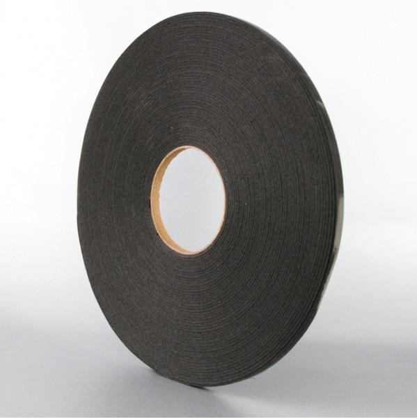 Vorlegeband 111 - 2 x 9 mm schwarz / 25 Meter