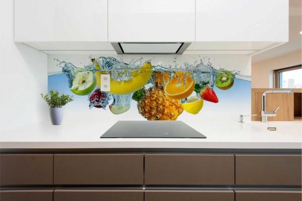 Küchenrückwand WATERFRUITS