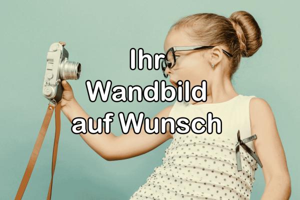 Digitaldruck auf Wunsch / WANDBILD