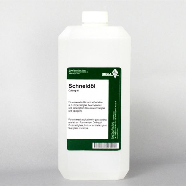 Schneidöl für Glas / 1 Liter, dünnflüssig