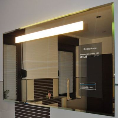 FESTMASS / Mirropane Chrome Spy 6 mm / SMART MIRROR SPIEGEL