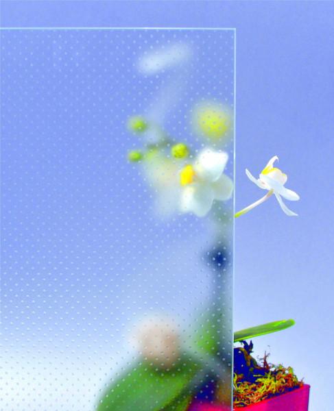 ESG Madras Punto weiß 5 mm / Standard-Lichtausschnitt