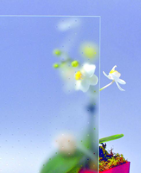 Madras Pavé weiß 4 mm