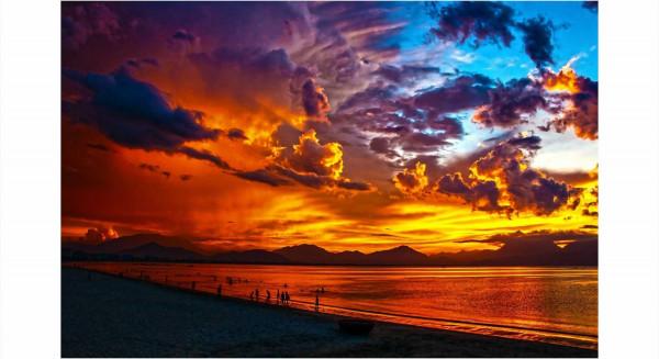 Wandbild BEACH