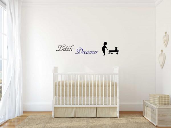 Wandtattoo Little Dreamer