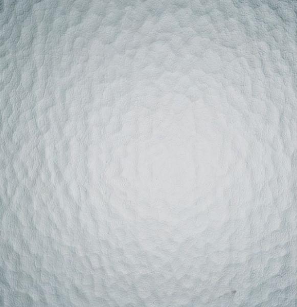ESG Kathedral kleingehämmert weiß 4 mm