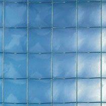 Drahtglas weiß 7 mm
